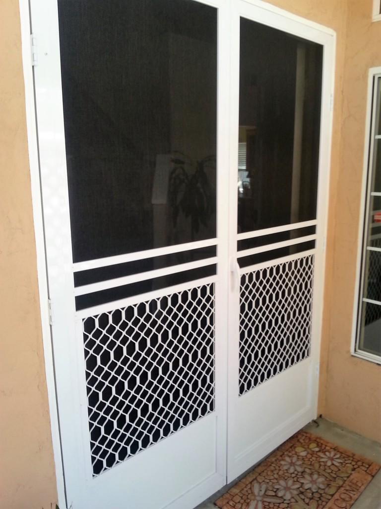 French Door Screens & French Door Screens | Screen Doctor pezcame.com