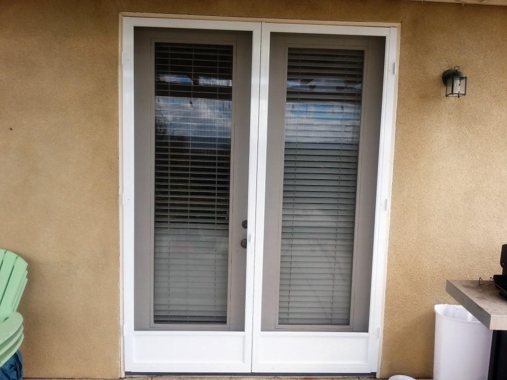 French door screens screen doctor home french door screens vtopaller Image collections