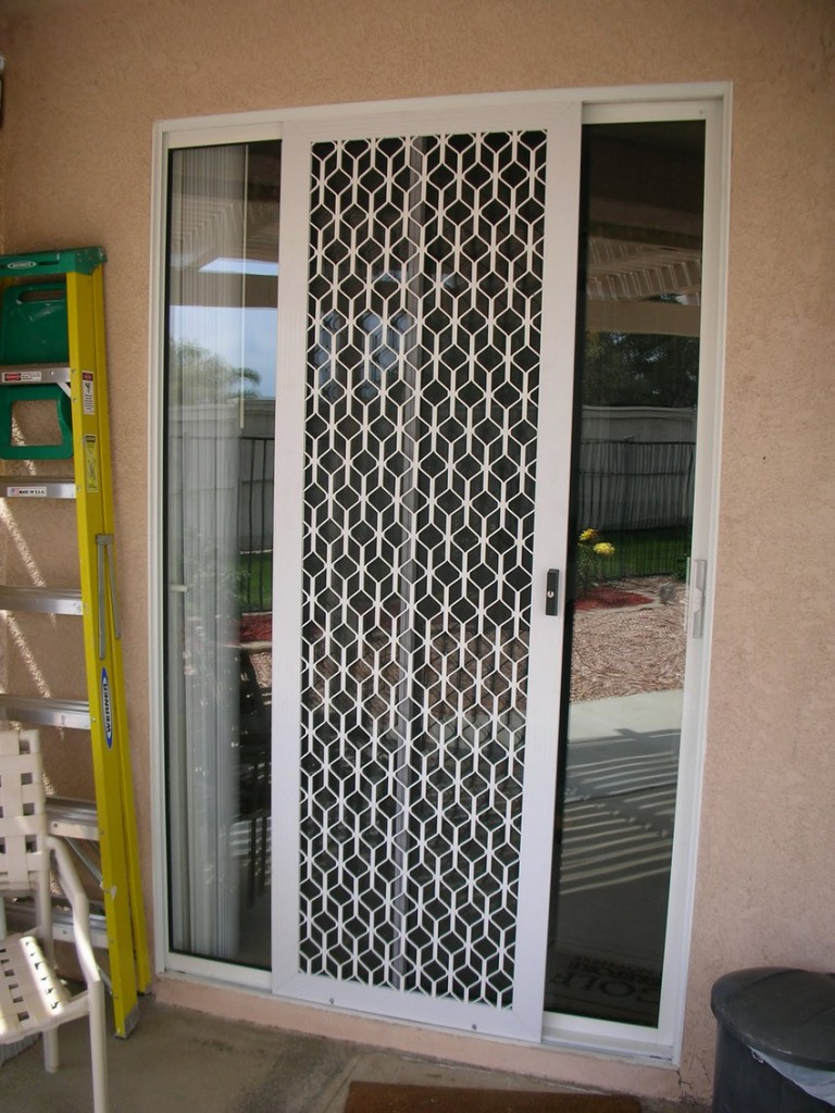 Superb Home; Sliding Security Screen Doors